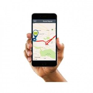 Car Track Mobile Application
