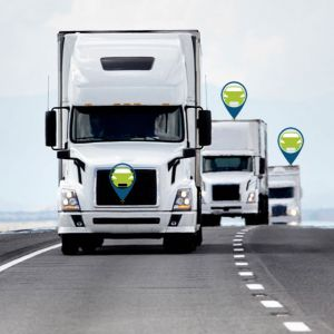 Fleet-Management-System for Tracking Lorries and Trucks