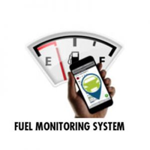 GPS Tracking Fuel in real-time