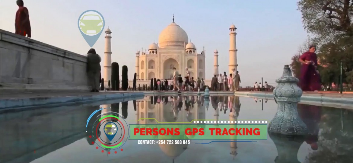 No 1. Personal GPS Trackers